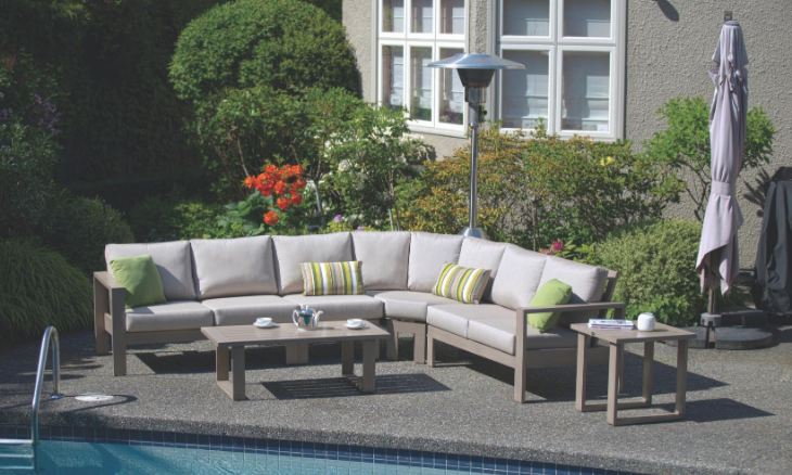 Park Lane Outdoor Sectional by Ratana