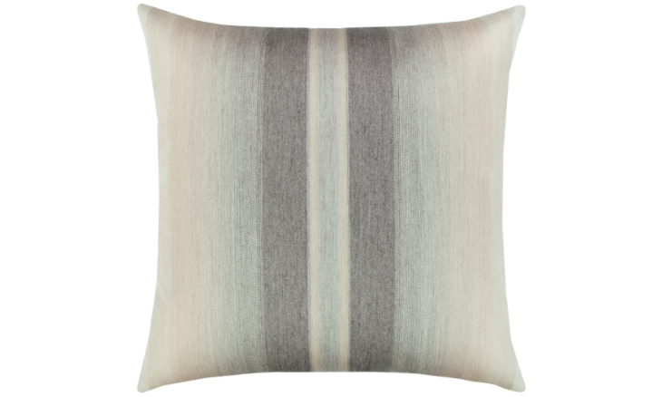 Ombre Grigio Pillow