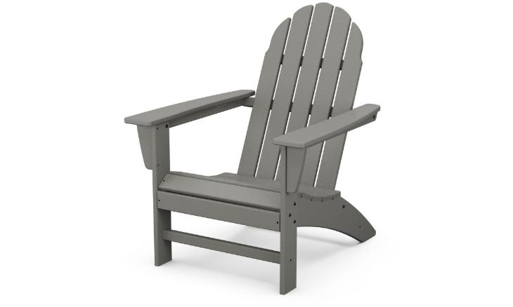 POLYWOOD Vineyard Adirondack Chair