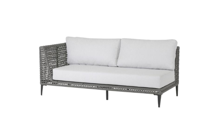 Genval  2 Seater Left Arm by Ratana