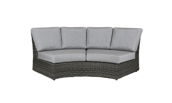 Portofino Wedge Sofa by Ratana