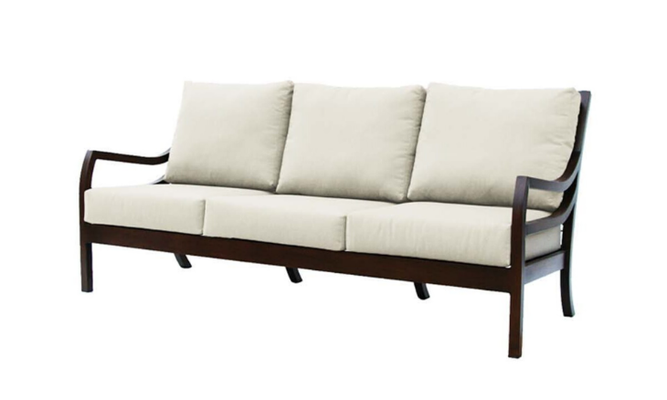 Madison Sofa with Country Brown frame by Ratana