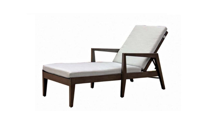 Lucia Adjustable Lounger by Ratana