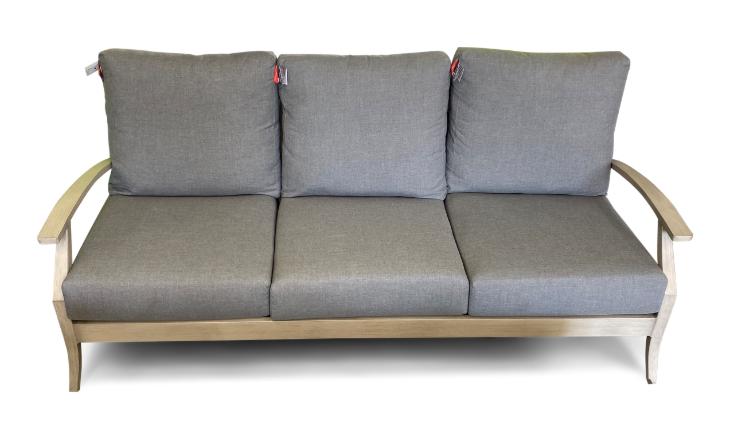 Wellington 3 Seat Sofa by Ratana
