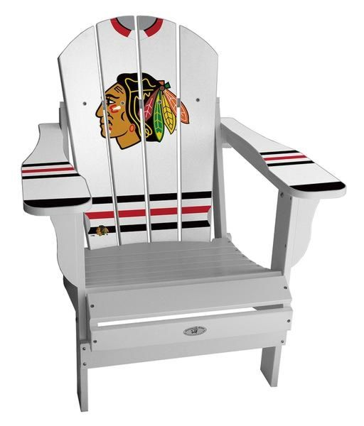 Chicago Blackhawks Sports Adirondack