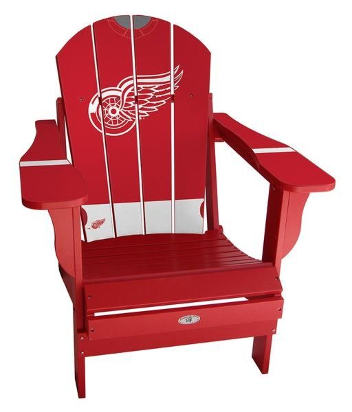 Detroit Redwings Sports Adirondack