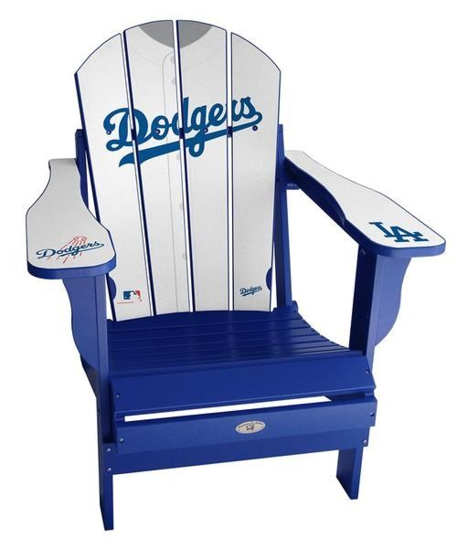 Los Angeles Dodgers Sports Adirondack