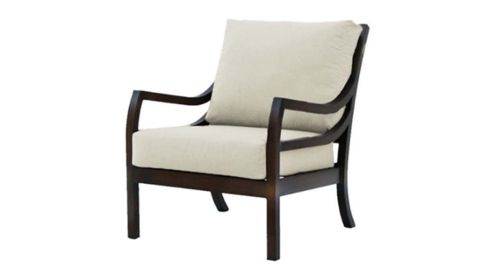 Madison Club Chair by Ratana