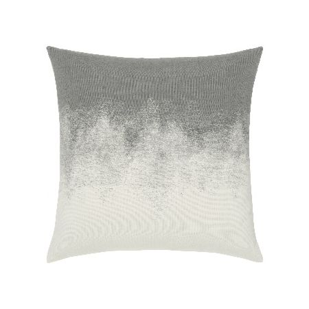 Elaine Smith Outdoor Artful Charcoal Pillow
