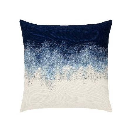 Elaine Smith Outdoor Artful Midnight Pillow
