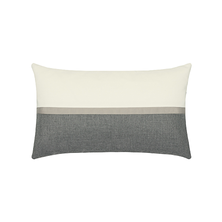 Elaine Smith Outdoor Mono Lumbar Pillow