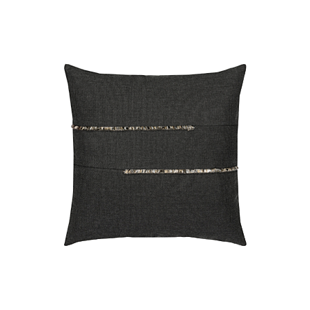 Micro Fringe Carbon Pillow