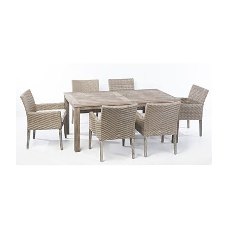 Cornwall Outdoor 7 Piece Dining Set