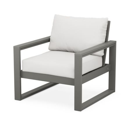 Polywood Edge Club Chair