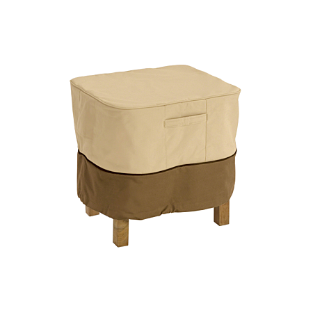 Outdoor Square Ottoman Cover