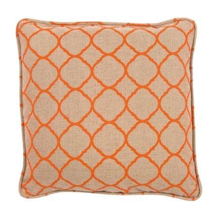 Accord Koi Sunbrella Throw Pillow