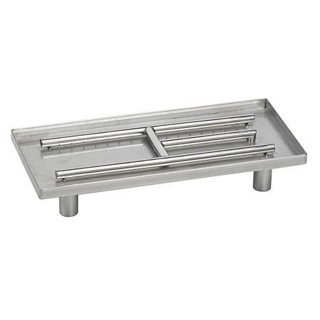 304 Stainless Steel Rectangular Pan Burner
