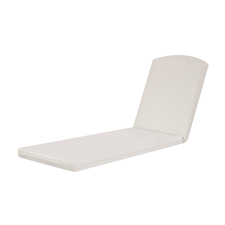 "POLYWOOD Chaise Cushion 77""D x 21.25""W x 2.5""H"