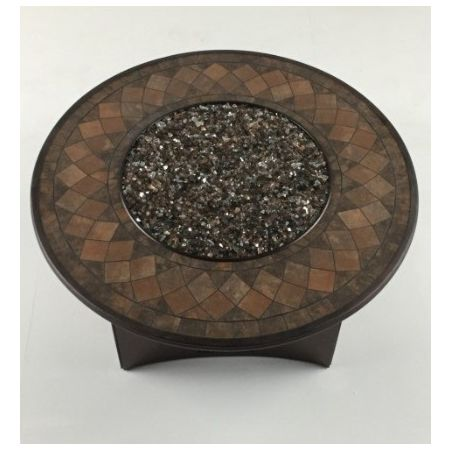 Oriflamme Artisan Gas Fire Pit Table