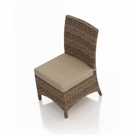 Bainbridge Armless Dining Side Chair Replacement Cushion