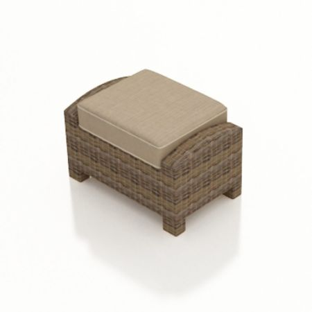 Bainbridge Rectangular Ottoman Replacement Cushion