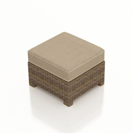 Bainbridge Square Ottoman