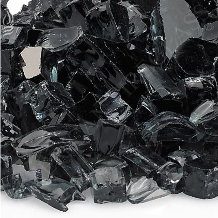 Black Reflective 1/2 inch - 1 lb.