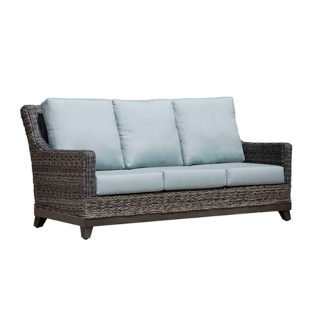 Boston Wicker 3 Seat Sofa