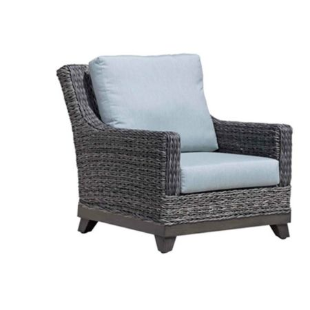 Boston Wicker Club Chair