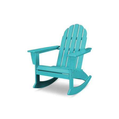 POLYWOOD Vineyard Adirondack Rocking Chair