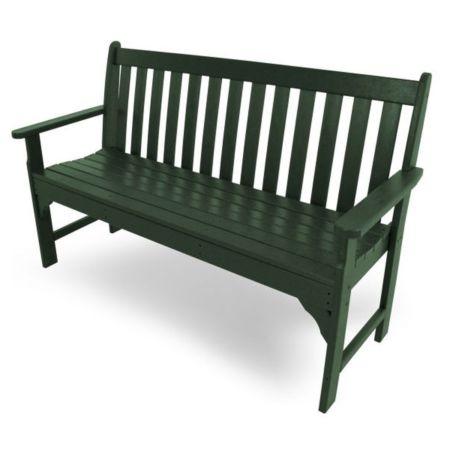 "Polywood Vineyard 60"" Bench"