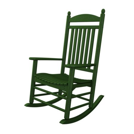 Polywood Jefferson Rocker Recycled Plastic