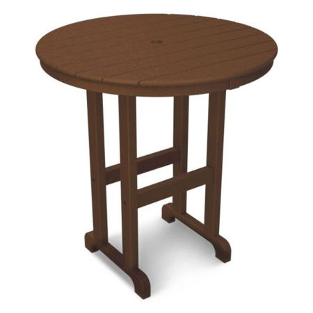 "Polywood Round 36"" Counter Table"