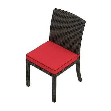 Barbados Armless Dining Chair