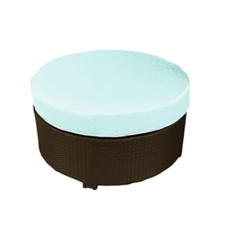 Cabo Large Round Ottoman Replacement Cushion