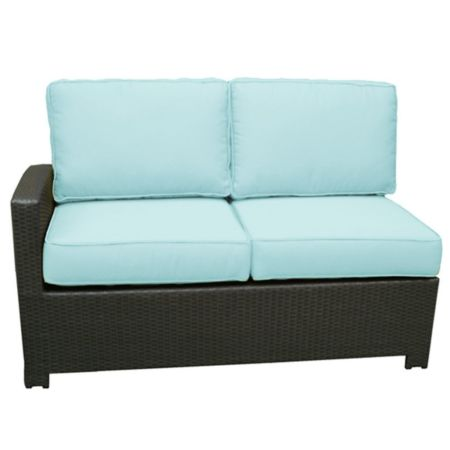 Cabo Left Arm Loveseat Replacement Cushions