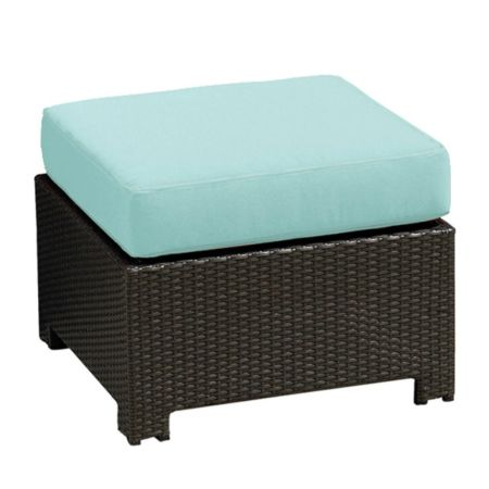 Cabo Square Ottoman Replacement Cushion