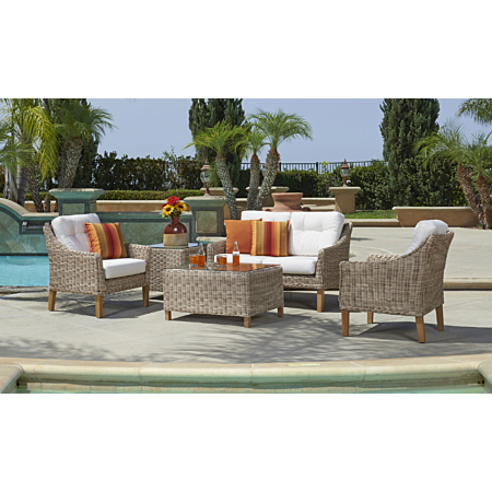 Cambria 5 Piece Outdoor Furniture Set