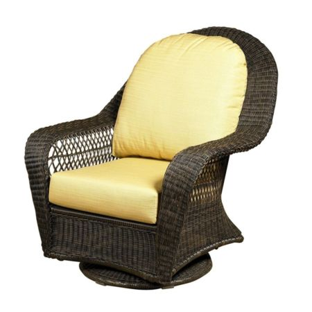 Charleston High Back Swivel Glider Replacement Cushions