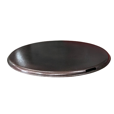 "Copper Vein 22"" Metal Lid"