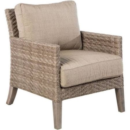 Cornwall Outdoor Deep Seating Lounge Chair