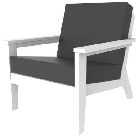 Dex Club Chair by Seaside Casual