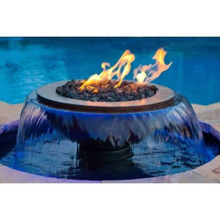 HPC Evolution 360 Fire and Water Bowl