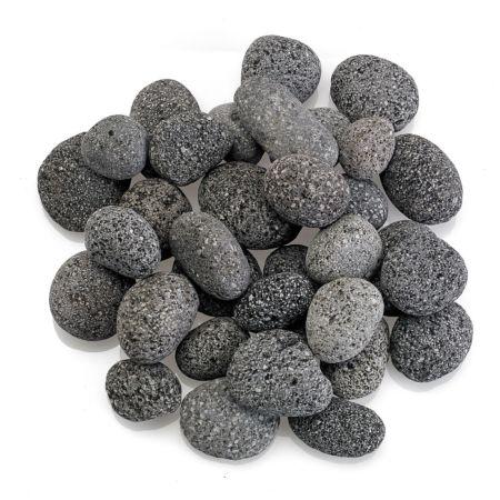 Small Gray Lava Rock - 10 LB Bag