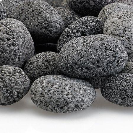 Small Gray Lava Rock - 55 LB Bag