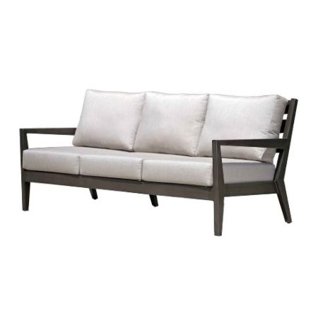 Lucia Sofa by Ratana - Ash Grey Frame