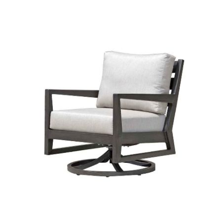 Lucia Swivel Rocker by Ratana