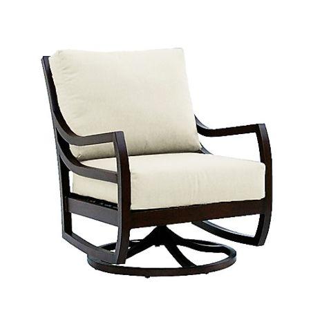 Madison Swivel Rocker Club Chair