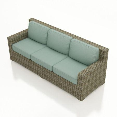 Malibu 3 Seater Sofa Replacement Cushions