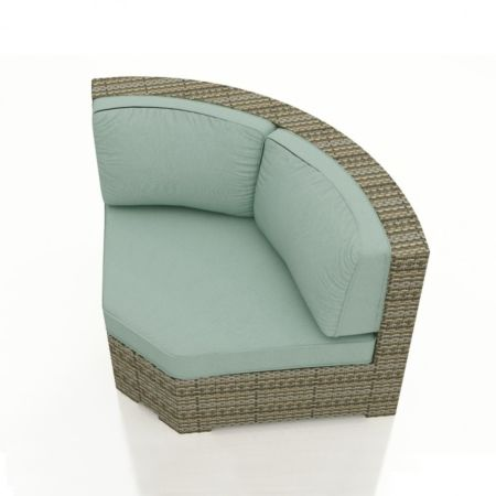 Malibu Sectional 45 Degree Corner Chair